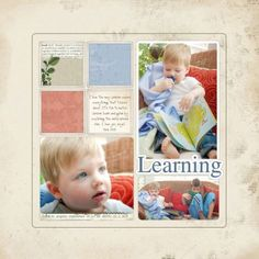 NSD Countdown/Library: Free Digital Scrapbooking Kit and Class Easy Enough for Beginners