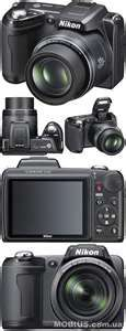 Nikon CoolPix L110....My back up camera, 2nd camera & used for when I need a second photographer to just get snapshots