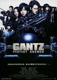 GANTZ: PERFECT ANSWER - *****
