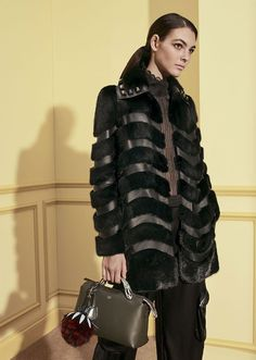Discover the most luxurious fur collection designed for womens fashion today, with fur coats, clothing and accessories available. Fendi is fur. Free Shipping Available.