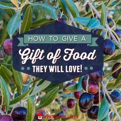 From Favorite Foods to Favorite Gifts | Wrap With Love