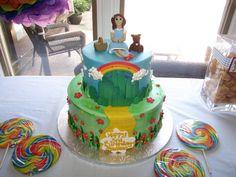 "Photo 1 of 70: Wizard of Oz / Birthday ""Madison's Wizard of Oz 3rd Birthday"" | Catch My Party"