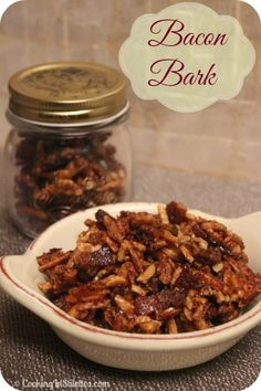 Bacon Bark – The Perfect Sweet Treat To Give or Receive  #ChristmasWeek #Giveaway