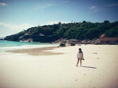Raya island,phuket thailand