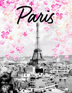 """""""Paris, France"""":  """"Think of something enchanted!  You are already in the city of romance!"""""""