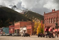 10 ghost towns you need to see on a Colorado road trip Silverton Colorado, Durango Colorado, Silverton Train, Colorado Trip, Places Ive Been, Places To Visit, Small Town America, Forest Service, Ghost Towns