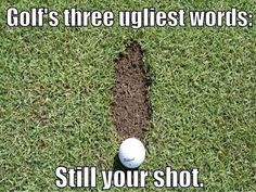 >:( | Rock Bottom Golf #RockBottomGolf