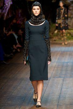 Dolce & Gabbana - Fall 2014 Ready-to-Wear - Look 54 of 72