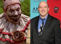Twisty+the+Clown+actor | this is what american horror story freak show s monsters look like in ...
