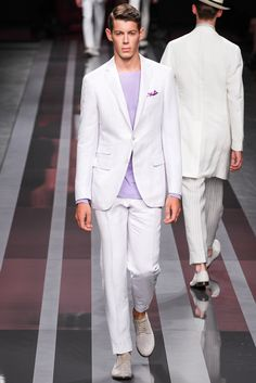 Canali   Spring 2013 Menswear Collection   Style.com