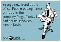 sandwich named kevin