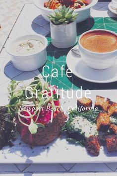 Cafe Gratitude, Newport Beach, California- Created By:  Spoonfulofyaas