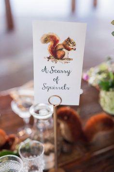 Whimsical Woodland Wedding | Two Birds Photography | Bridal Musings Wedding Blog