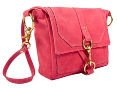 SALE Lucy bag in Watermelon Ready to Ship by MadelineChadwick, $155.00