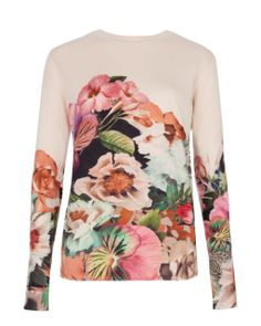 Ted Baker Ivorry Jumper (Tangled Floral) February 2014
