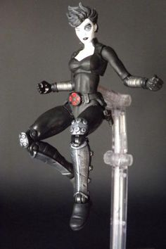 X-Force Domino vers IV (Marvel Legends) Custom Action Figure
