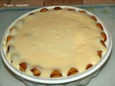 COURONNE LULU (Gâteau sans cuisson) - Pique - Assiette Flan, Moment, Pie, Pudding, Muffins, Charlotte, Gourmet, Kitchen Nook, No Bake Desserts