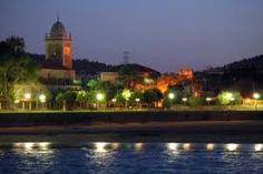 #Luanco nocturno. www.casaspradina.com