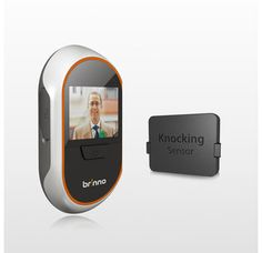 View the Brinno KNS100 Knocking Sensor for PeepHole Viewer PHV1330 at Build.com.