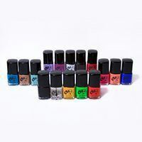 We have multiple Nail Lacquers. All available at mycolecosmetics.com