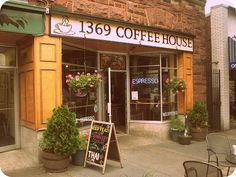 1369 Coffee House, Cambridge MA