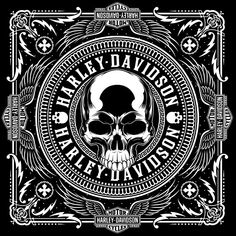 Skul Harley Davidson - Jared Mirabile/Sweyda
