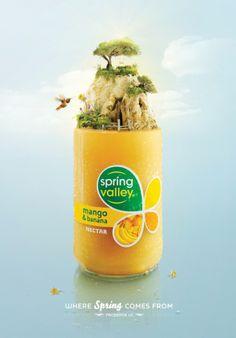 Adeevee - Spring Valley: Apple, Mango, Orange