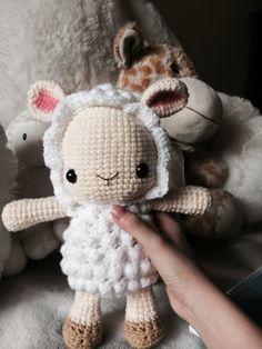 finished lila the lamb