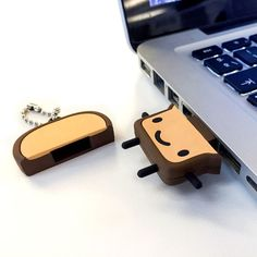 Are you ready for school? Get this Super cute 8GB USB flash drive!