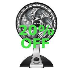 O calor chegou, mas nós vamos lhe ajudar a se refrescar! Cupom de 20% na categoria Ventiladores no Carrefour. Pegue o seu neste link: http://descontostop.com/cupons/shop/cupom-de-desconto-carrefour/  Válido somente até 20/10/2016.  #descontostop #carrefour #cupom #descontos #cupomdedesconto #ventilador #calor #muitoquente #tamuitoquente