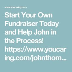 Please Help John With Hand Injury organized by John Thompson Hand Injuries, Online Business Opportunities, Go Fund Me, Fundraising, Organization, Getting Organized, Organisation, Tejidos, Fundraisers