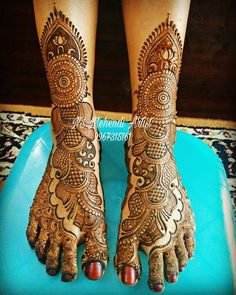 Browse the latest Mehndi Designs Ideas and images for brides online on HappyShappy! We have huge collection of Mehandi Designs for hands and legs, find and save your favorite Mehendi Design images. Dulhan Mehndi Designs, Wedding Mehndi Designs, Arabic Mehndi Designs, Latest Mehndi Designs, Leg Mehendi Design, Leg Mehndi, Mehndi Design Pictures, Hand Mehndi, Mary Janes