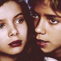 Rachel Hurd-Wood and Jeremy Sumpter; Peter Pan