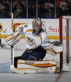 Pekke Rinne: Doesn't get much better. Hockey Highlights, Ice Hockey Teams, National Hockey League, Real Men, Predator, Tigers, Nhl, Lions, Nashville