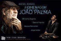 Panfleto de divulgação do show em homenagem a Palma Foto: Reprodução