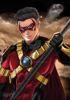 Hey Guys, this is my second hit on DC. Red Robin is in the October term of my Patreon Page. Nightwing was in the August term. You can find him here: Vis. Batman Comic Art, Gotham Batman, Batman Comics, Batman Robin, Timothy Drake, Robin Tim Drake, Nightwing, Batgirl, Jason Todd Batman