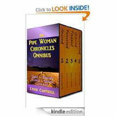 The Pipe Woman Chronicles Omnibus -- all five books of the Pipe Woman Chronicles at a special price.