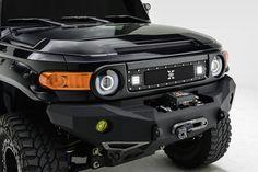 T-Rex® - Torch Series LED Light Black Main Grille