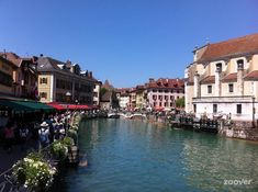 Annecy city center map France Pinterest France and City