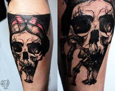 DŻO LAMA, tattoo artist - the vandallist