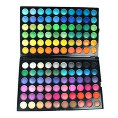 Bundle Monster Brand New 120 Color Pro Eyeshadow Makeup Palette Cosmetic Set - @Buycom