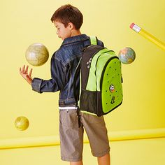 Take a look at the Prep for School: Kids' Backpacks event on zulily today!