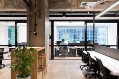 Having rapidly outgrown an existing premises, co-working house Space&Co wanted to increase the size of its cool Melbourne space without relocating.