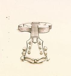 Guitar tattoo idea