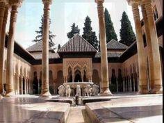La Alhambra de Granada en fotos.   Presumo de haber visitado la Alhambra más de diez veces y aún puede que la vuelva a visitar alguna vez más.