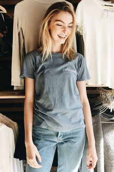 Brandy ♥ Melville | Haleigh California Top - Graphics