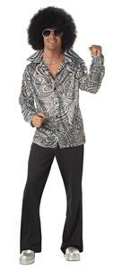 Groovy Disco Adult Mens Costume