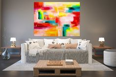 Large Painting on Canvas,Extra Large Painting on Canvas,canvas custom art,square painting,large interior art FY0080 Modern Oil Painting, Large Painting, Oversized Canvas Art, Original Artwork, Original Paintings, Abstract Wall Art, Abstract Paintings, Large Wall Art, Custom Art