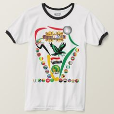 CONGO FOOTBALL TShirt AFRICA CUP OF NATIONS 2019 Choice Of MENS LADIES KIDS BABY