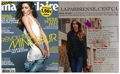 ✭ Le 161 dans MARIE CLAIRE Magazine
